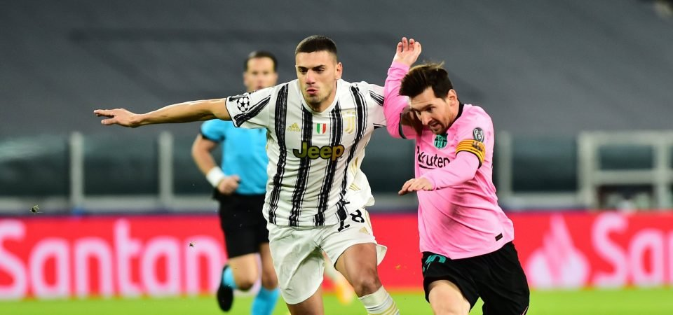 Merih Demiral: Juventus demand £34.5m to sell defender linked with Everton