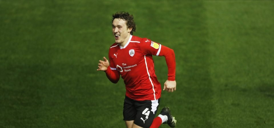 Leeds could sign their new Lewis Cook in Barnsley's Callum Styles