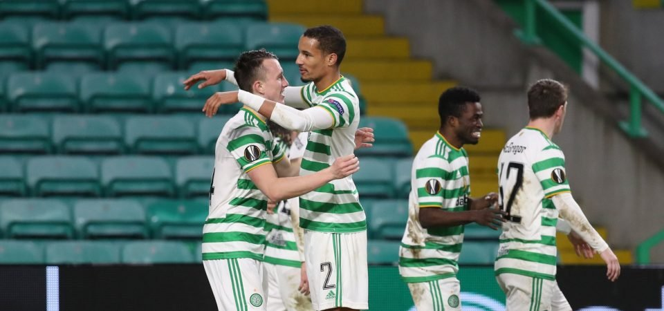 Celtic face a battle to keep David Turnbull at Paradise