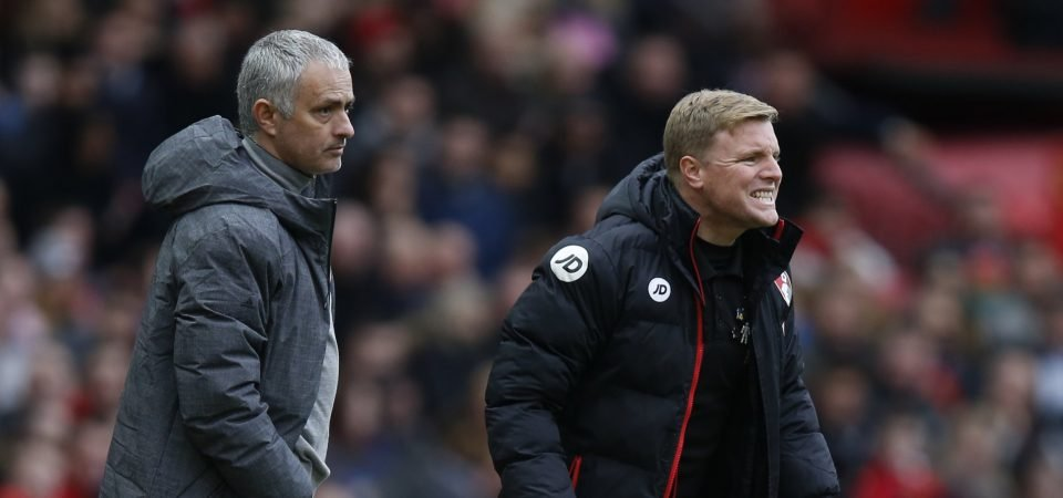 Celtic: Eddie Howe touted for the Spurs job