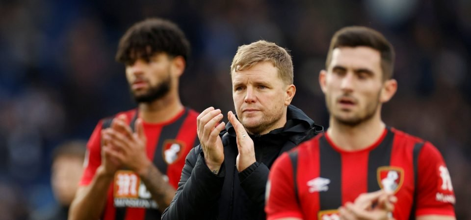 Celtic: Various parties relaxed about Eddie Howe situation