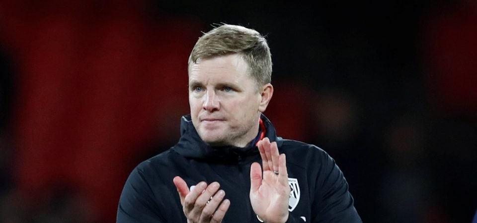 Celtic: Eddie Howe's backroom staff a huge factor in delay