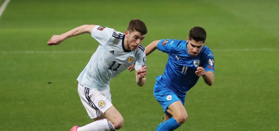 Celtic: Ryan Christie could leave sooner than imagined
