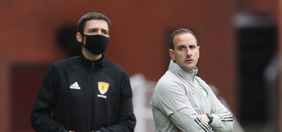 Celtic should forget all about John Kennedy