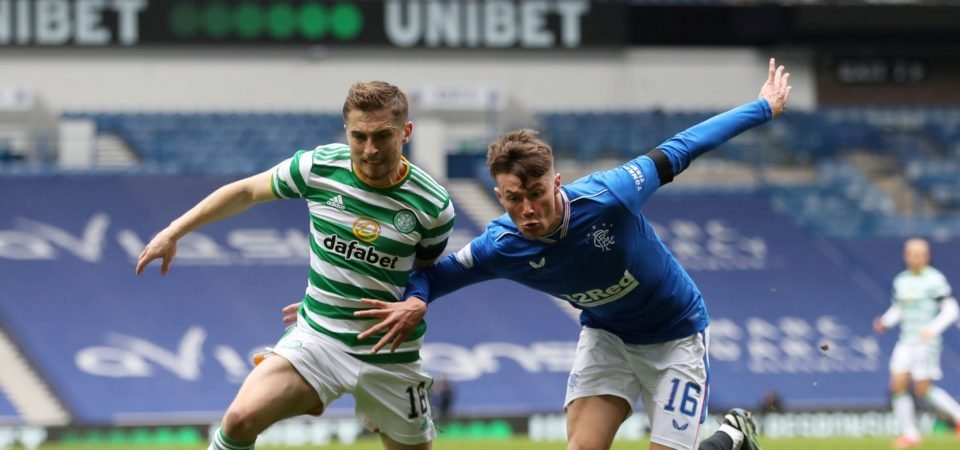Celtic need to axe Jonjoe Kenny in Sunday's Old Firm derby