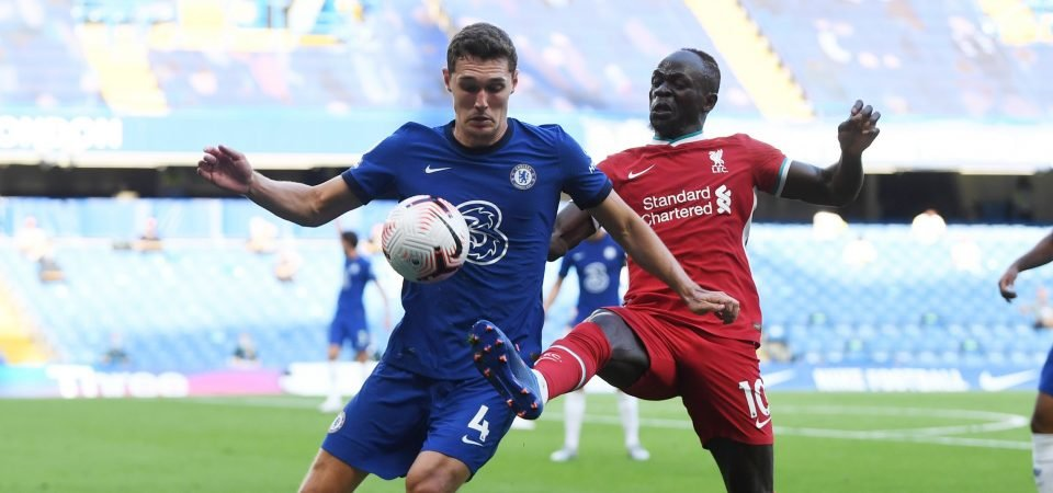 Andreas Christensen: Chelsea could offer defender to West Ham for Declan Rice