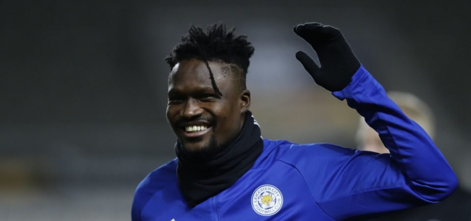 Leicester City: Amartey dragged in awful WHUFC performance