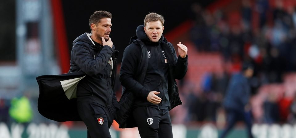 Eddie Howe in advanced talks with Celtic