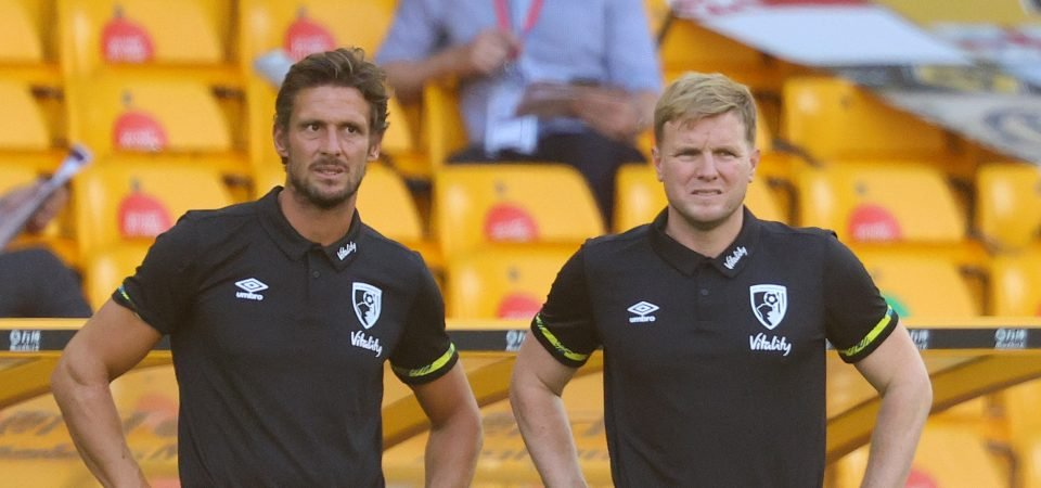 Celtic: Eddie Howe could miss out over DoF complications