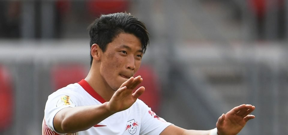 Everton in the race to sign Hwang Hee-chan