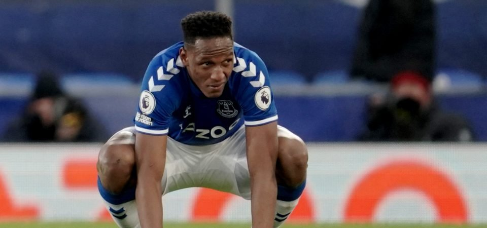Yerry Mina: Valencia eye move for Carlo Ancelotti's unwanted Everton defender