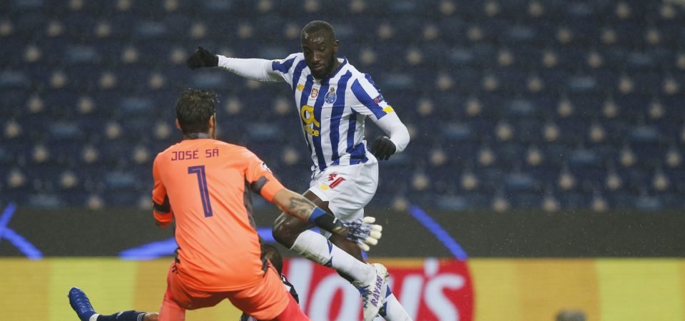 Moussa Marega: Fenerbahce keen to sign FC Porto striker eyed by West Ham United