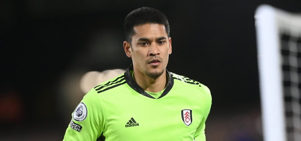 Alphonse Areola: West Ham eye summer swoop for Fulham goalkeeper