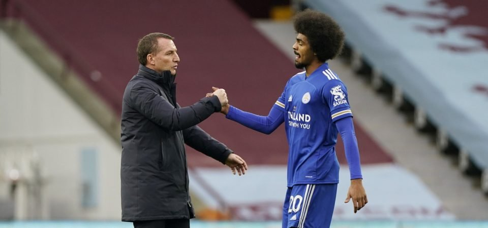 Norwich City must move for Hamza Choudhury this summer
