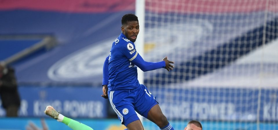 Leicester City: In-form Iheanacho continues to shine against West Brom