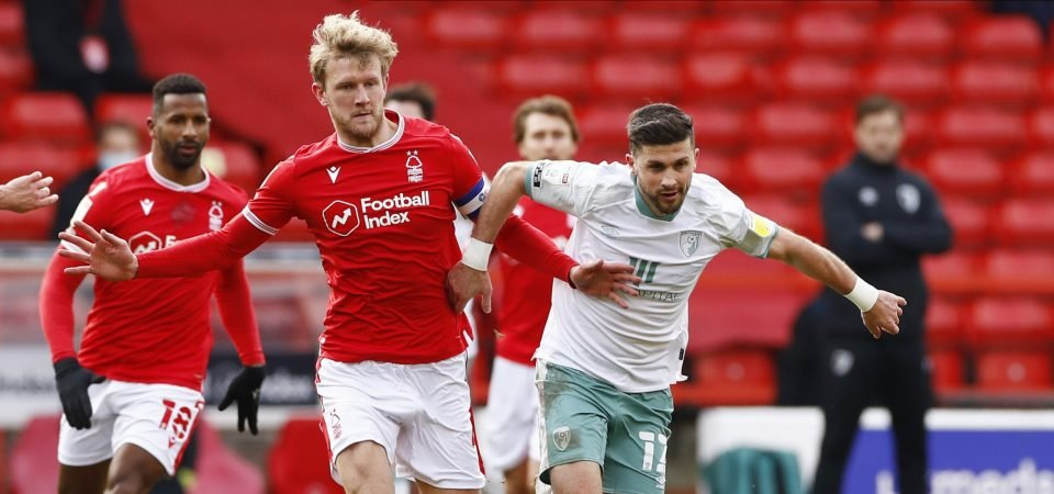 Norwich City must swoop for Joe Worrall this summer