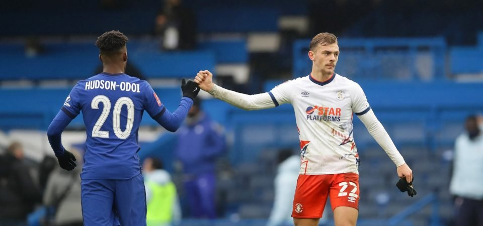 Leicester City: Rodgers must include Dewsbury-Hall next season
