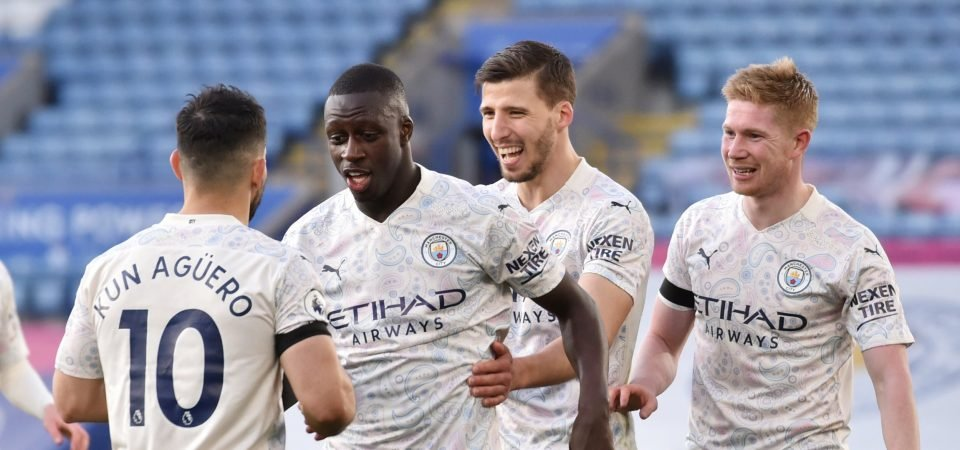 Manchester City: Player Ratings vs Leicester City