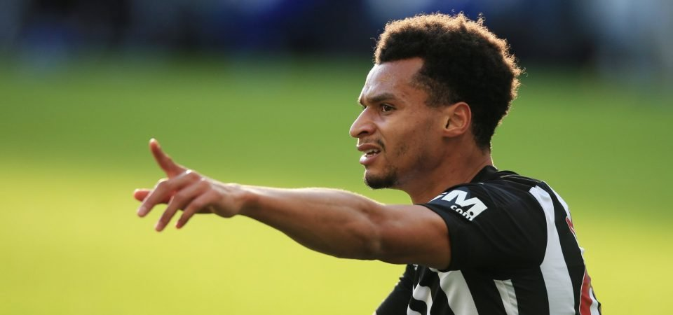 Jacob Murphy: Steve Bruce eyes new contract for to-be free agent Newcastle winger