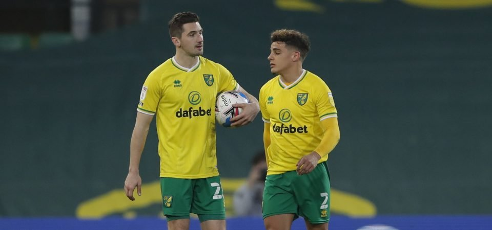 Max Aarons: Daniel Farke questions why £30m Everton target would leave Norwich