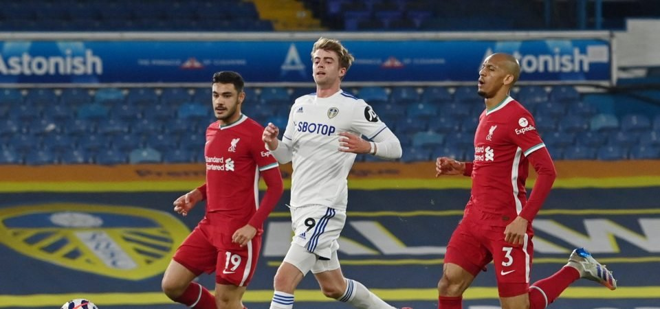 Leeds star Patrick Bamford let Marcelo Bielsa down vs Liverpool