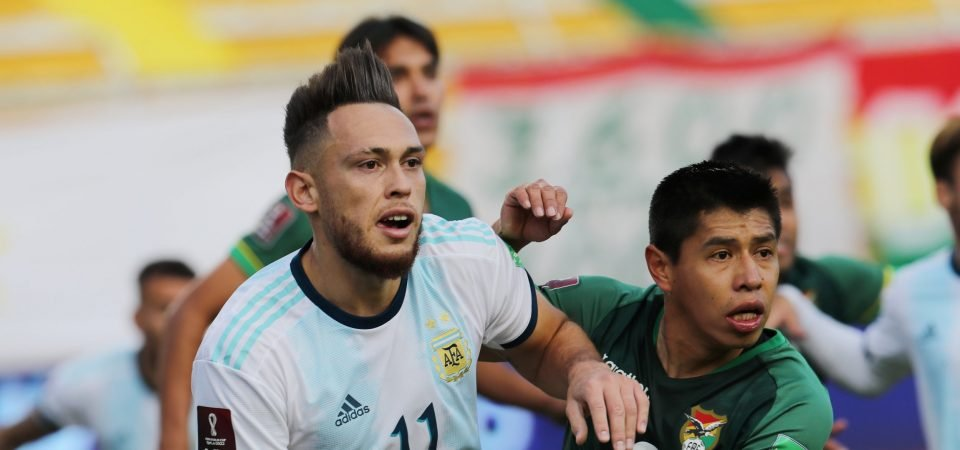 Wolves could replace Pedro Neto with Lucas Ocampos
