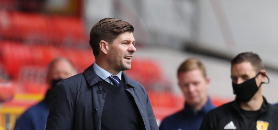 Exclusive: Carlton Palmer cannot see Steven Gerrard leaving Rangers for Leeds United