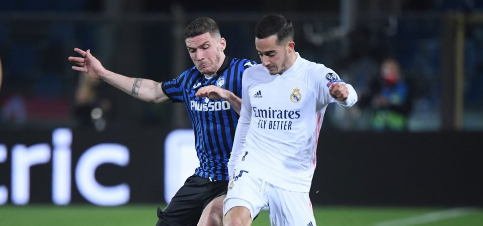 Lucas Vazquez: AC Milan meet agent of Real Madrid forward eyed by Everton