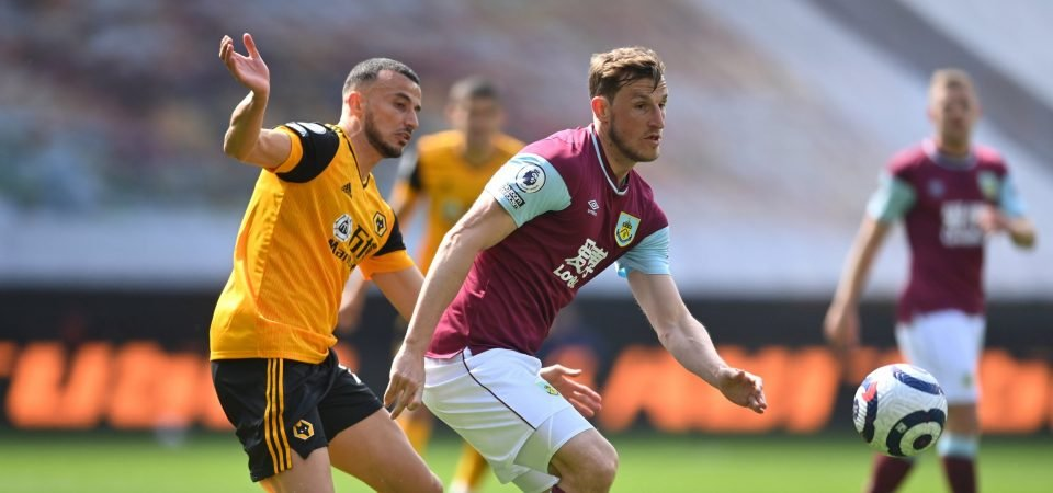 Wolves: Romain Saiss disappoints in defeat to Burnley