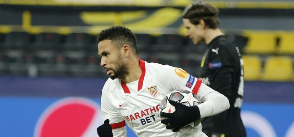 Yousef En-Nesyri: West Ham in pole position for £39.5m transfer of Sevilla striker
