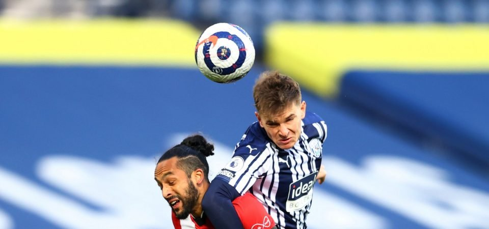 Southampton: Theo Walcott was awful in West Brom defeat