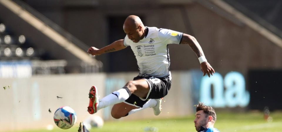 Swansea City: Ayew was awful in defeat vs Preston