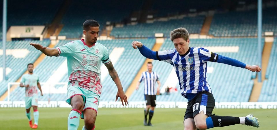 Swansea City: Kyle Naughton was awful in Wycombe draw