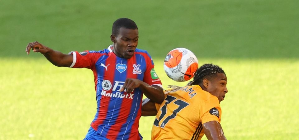 Crystal Palace: Eagles handed huge boost with Mitchell commitment