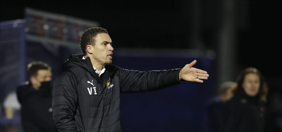 Crystal Palace: Eagles must appoint former player Valerien Ismael
