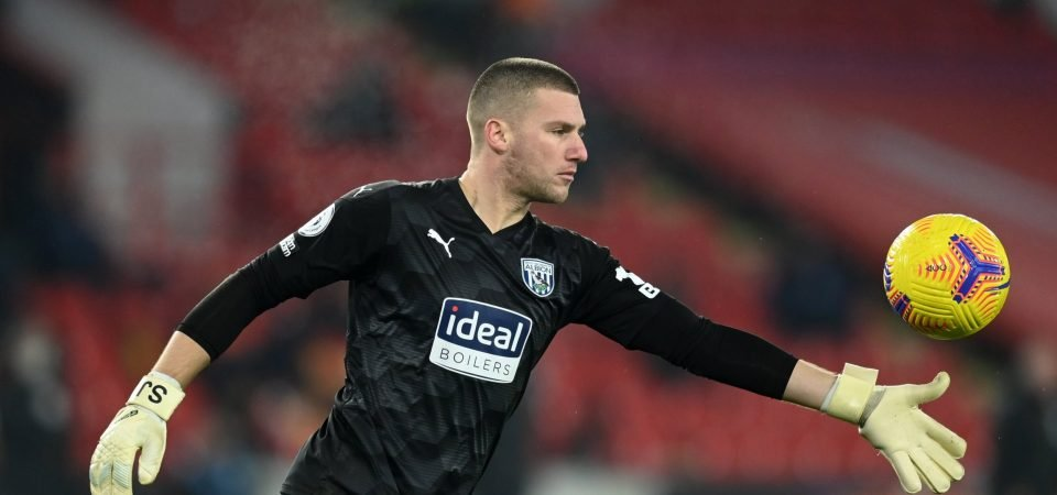 Sam Johnstone: Allardyce reluctant to see WBA sell West Ham target