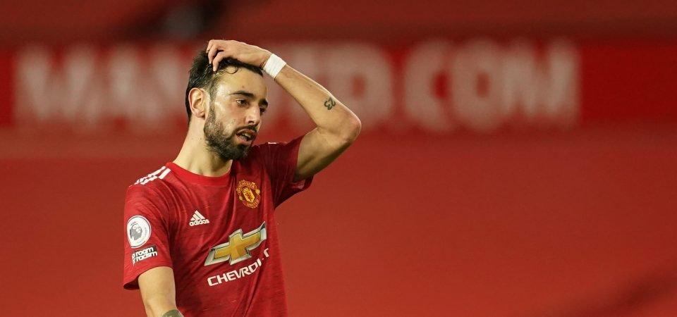 Manchester United: Player Ratings in Leeds draw