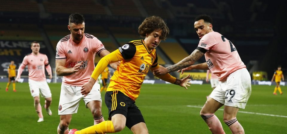 Wolves: Fabio Silva could take off if Bruno Lage is hired