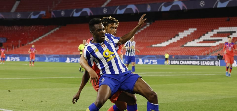 Wolves eye move for Porto defender Zaidu Sanusi