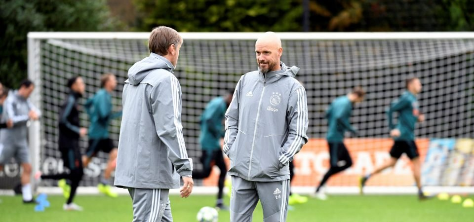 Erik ten Hag could revive Spurs with his exciting system