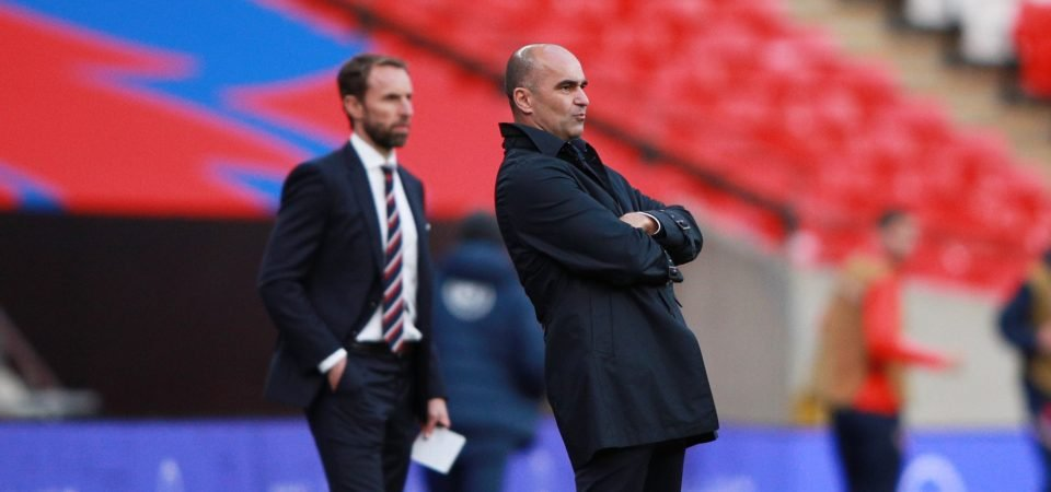 Levy would deal Spurs another blow by appointing Roberto Martinez