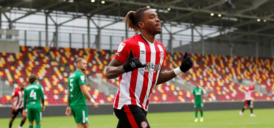 Exclusive: Fry tips Hammers to pursue striker over Toney