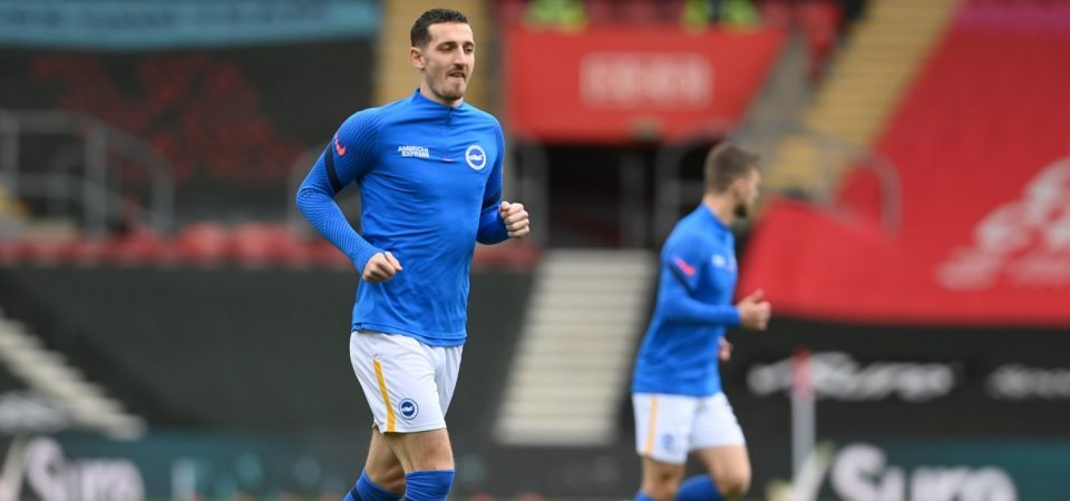 Lewis Dunk could solve two Spurs problems
