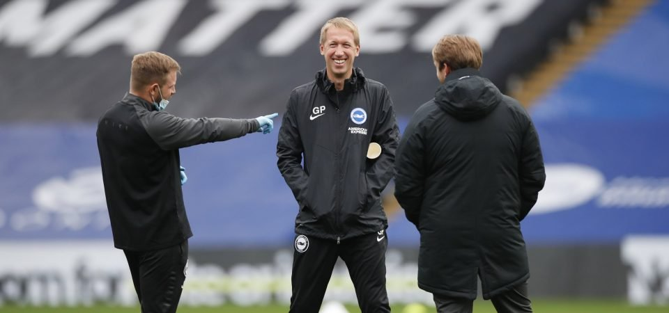 Graham Potter can be Spurs' next Mauricio Pochettino