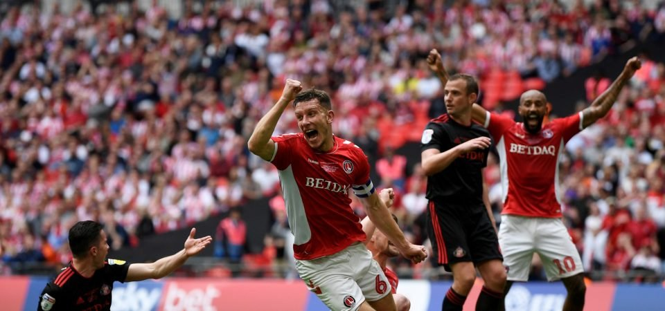 Charlton heading for disaster over Jason Pearce contract
