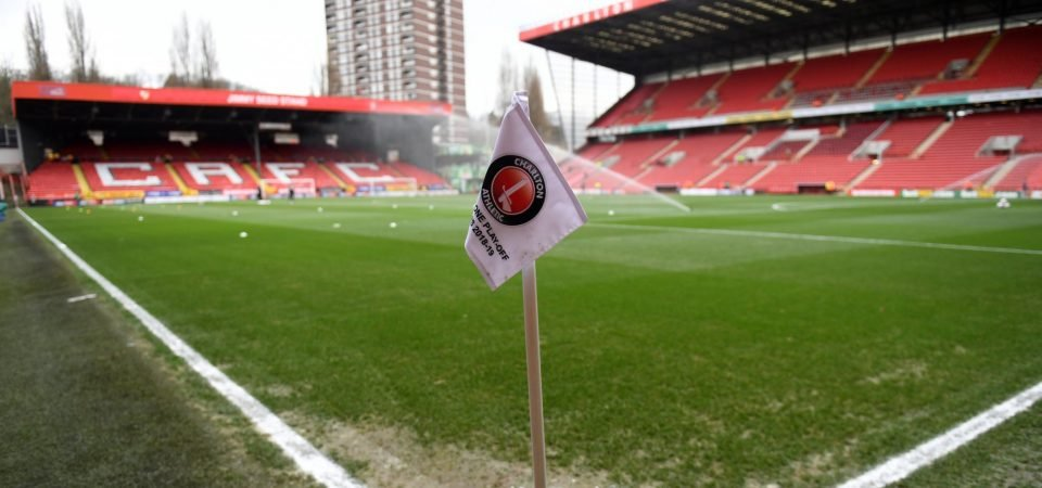 Charlie Barker can save Charlton a lot of money this summer
