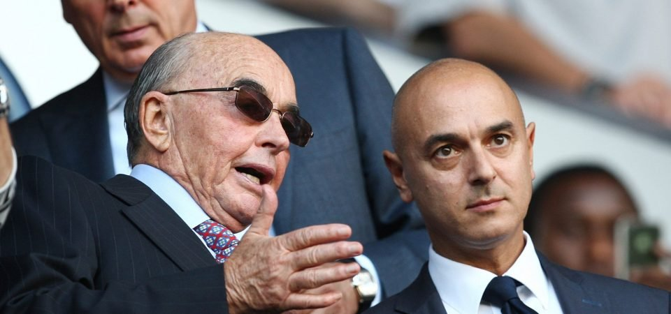 Spurs, ENIC and Levy hit with blow amid fresh European Super League claim