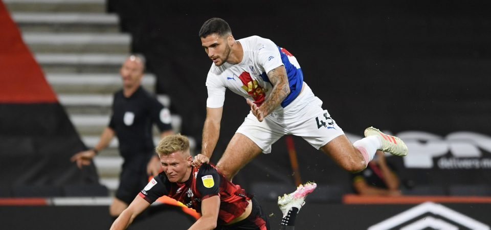 Ryan Inniss stole the show for Charlton vs Doncaster