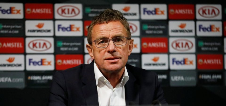 Ralf Rangnick could solve Spurs' big youth problem