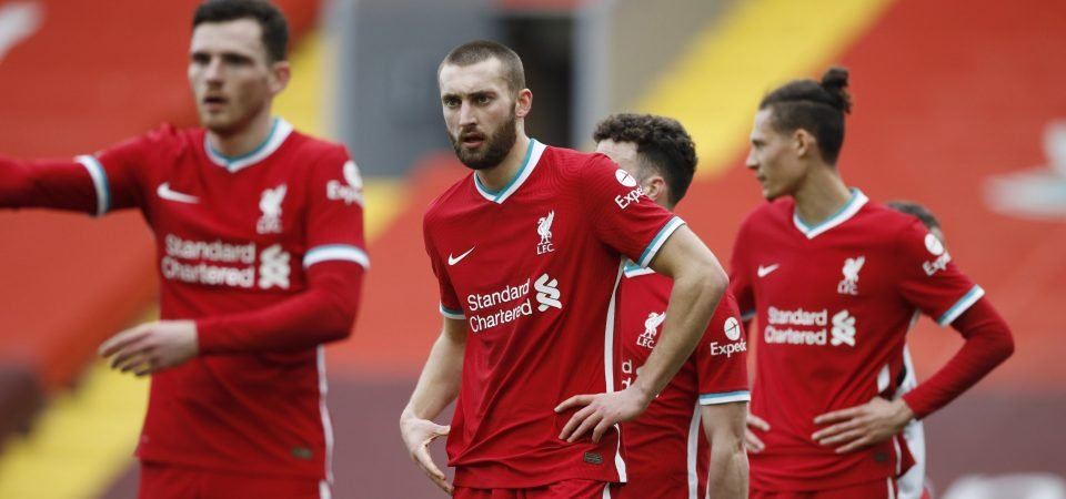Exclusive: Paul Jewell urges Nat Phillips to leave Liverpool after breakthrough season